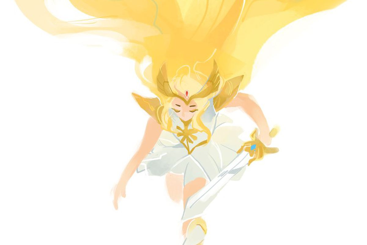 Fan artists explain why the wave of She-Ra fan art is subversive and