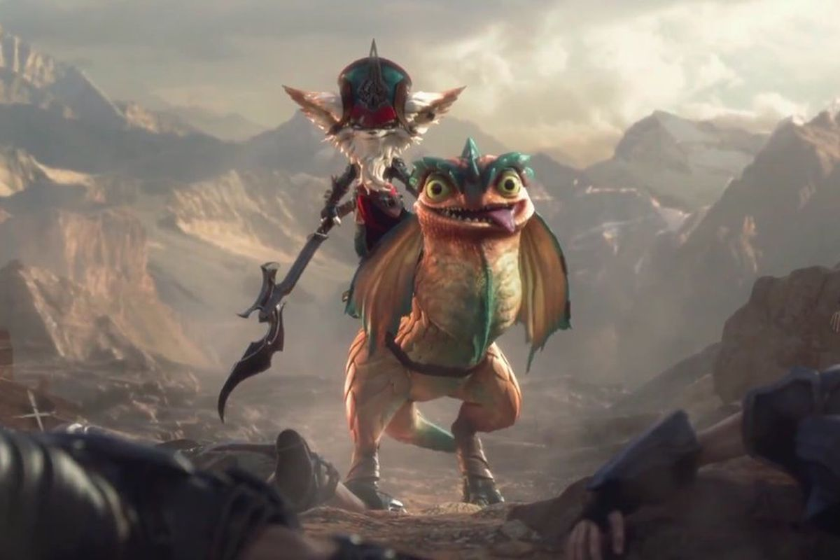 The Newest Champion Kled Revealed On Eu Lcs Stream The Rift Herald