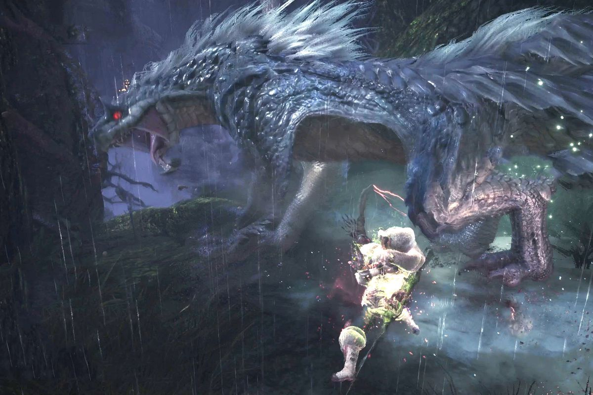 Monster Hunter World guide: How to beat the Tobi-Kadachi - Polygon