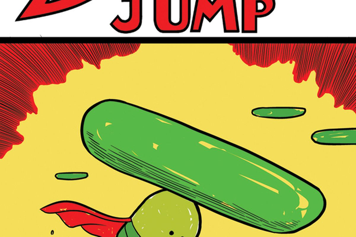 The Doodle Jump Comic Will Tell You Why Doodler Is Jumping