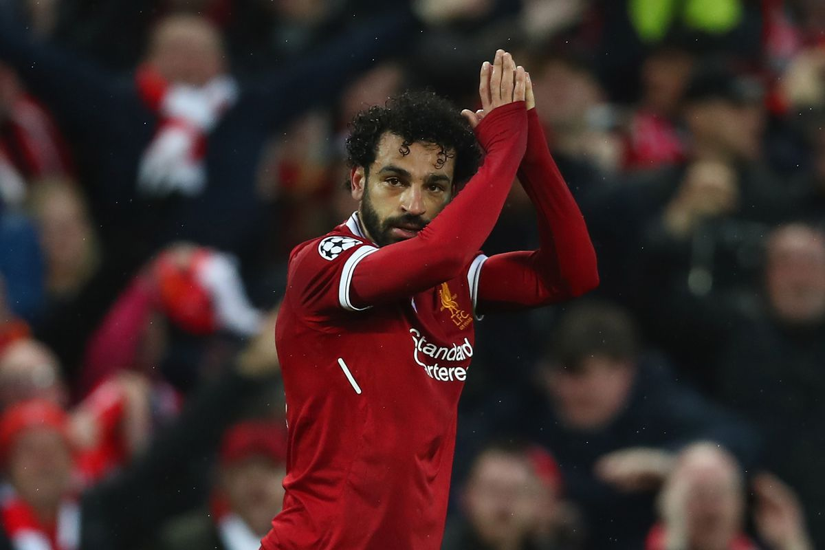Mohamed Salah - Liverpool - UEFA Champions League