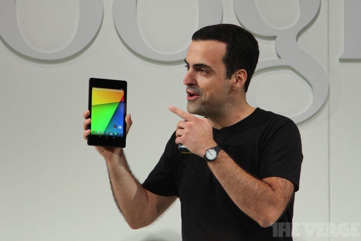 Google Hugo Barra Nexus 7 stock 1020 2-3