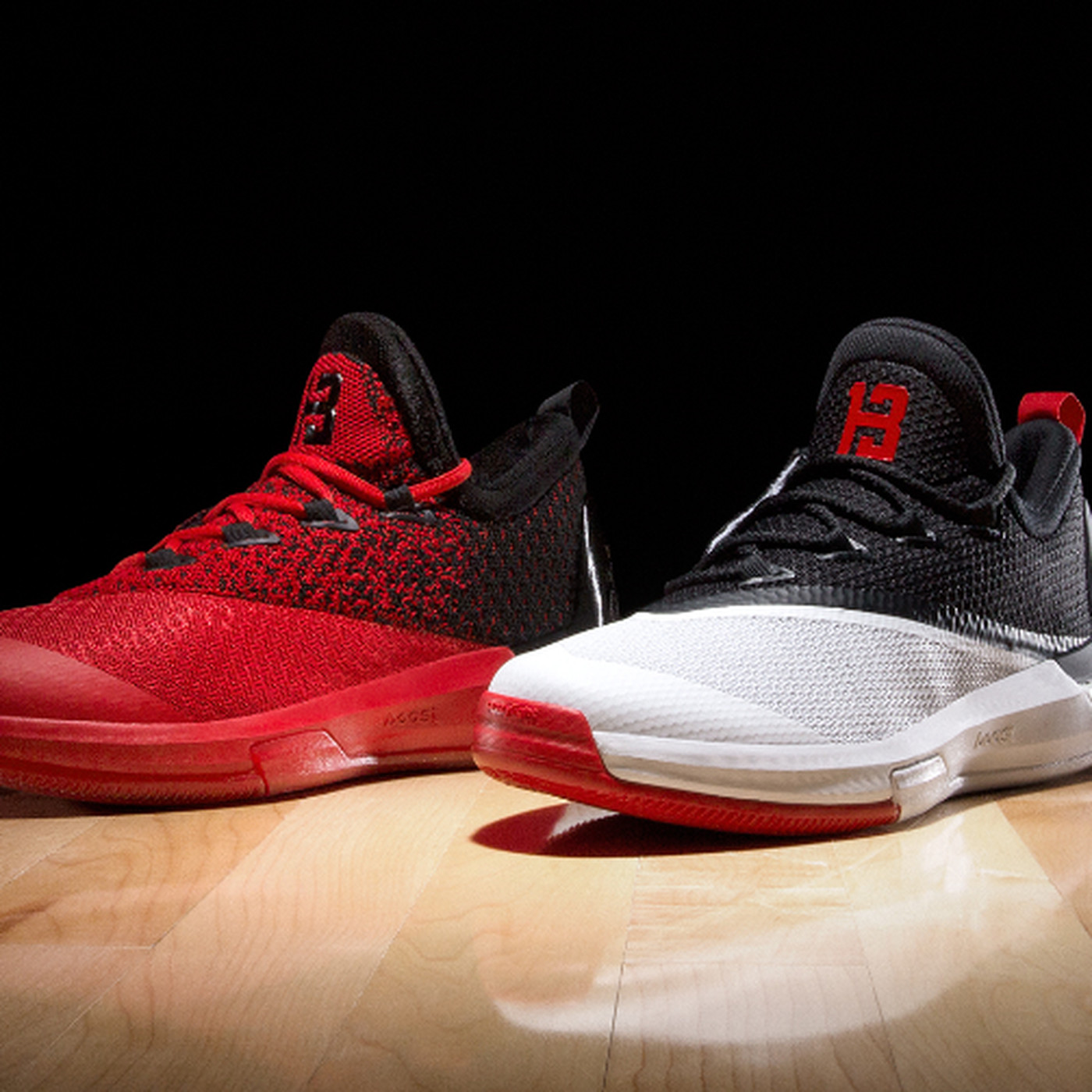 Adidas Introduces New Custom James Harden Home And Away Shoes The Dream Shake