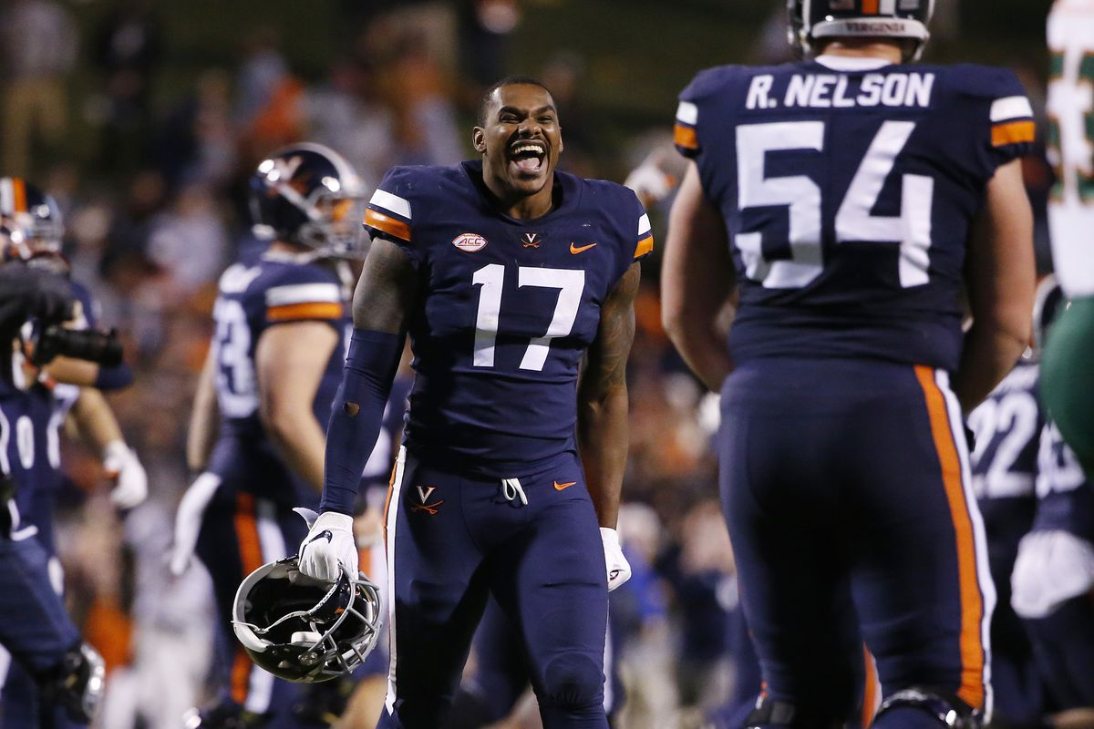 Virginia Football Releases Updated Depth Chart For Road Game