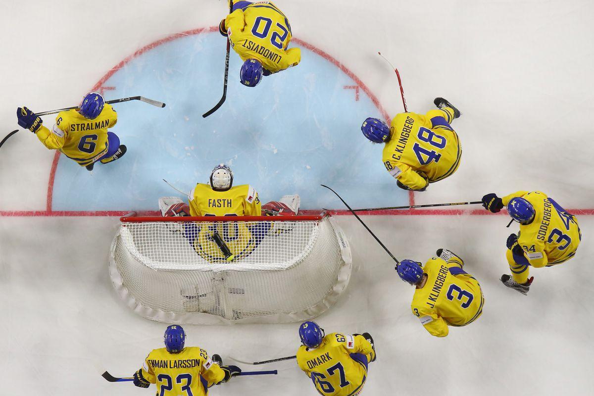 Sweden v Russia - 2017 IIHF Ice Hockey World Championship