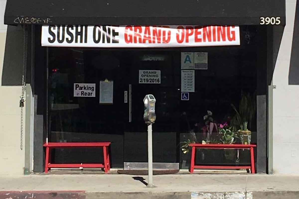 Sushi One, Koreatown