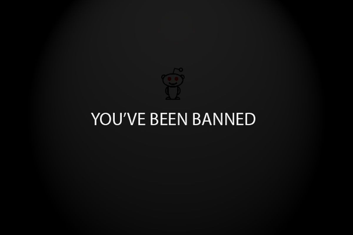 Reddit user banned, then restored, as mods struggle with