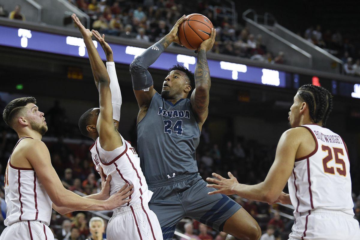 NCAA Basketball: Nevada at Southern California