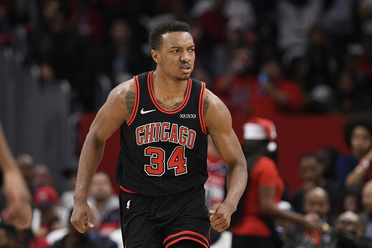 Wendell Carter Jr. wouldn't mind returning to power forward.