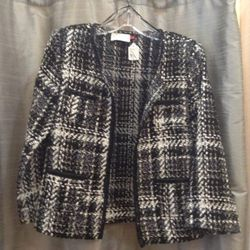 Jacket by RD International was $119 now $25