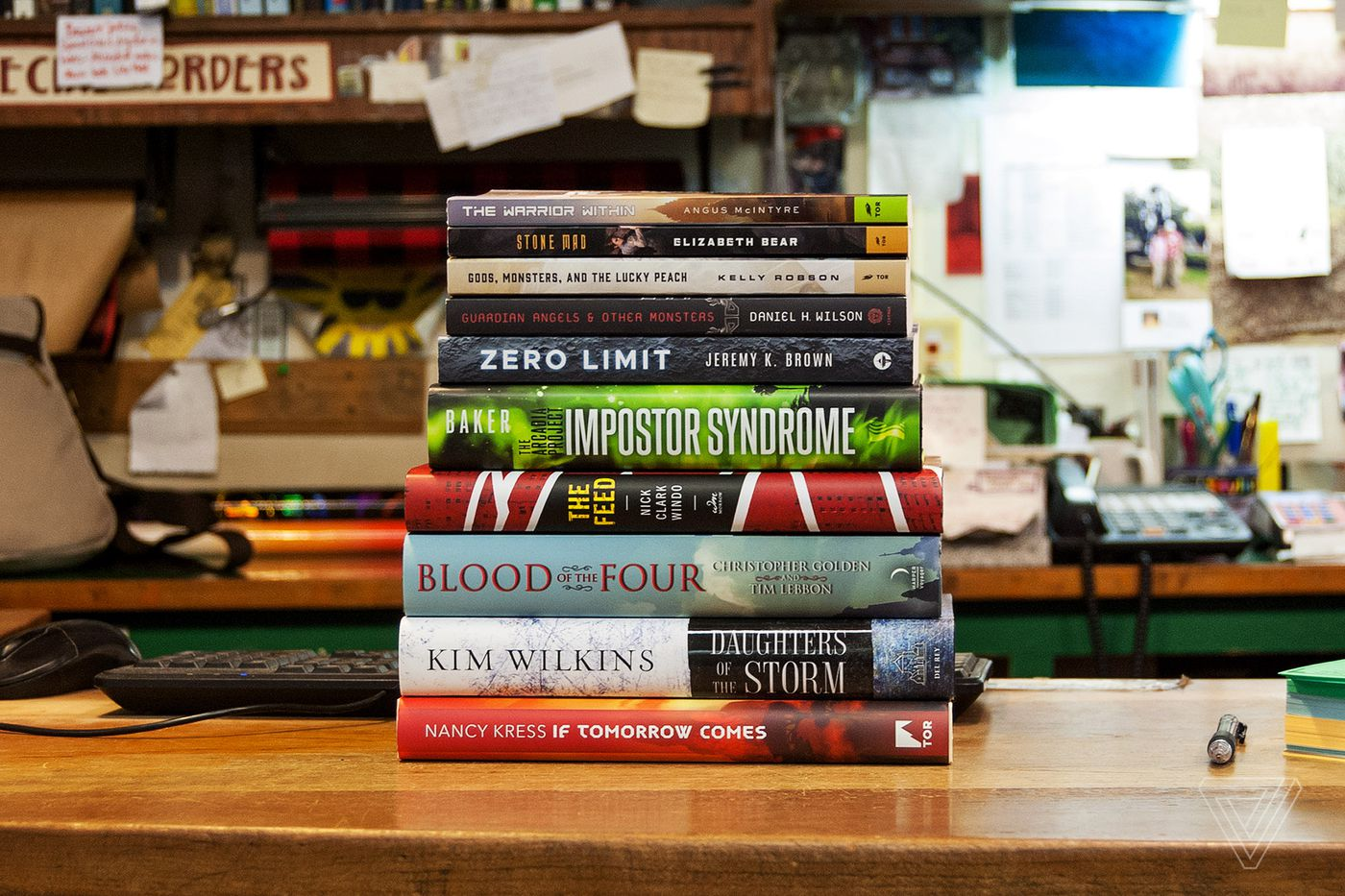 15 new science fiction and fantasy books to read this March