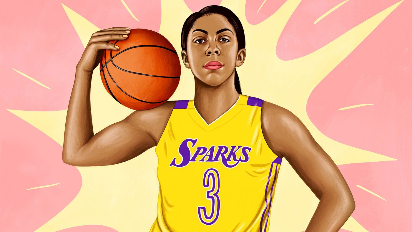 57 Minutes With the Sparks' Candace Parker Ahead of the WNBA Playoffs