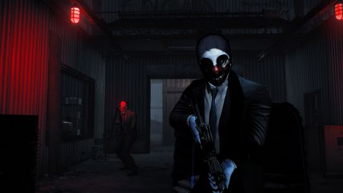 Payday 2 is fantasy fulfillment for the criminally inclined
