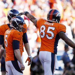 Fourth Quarter: Broncos 23-3
