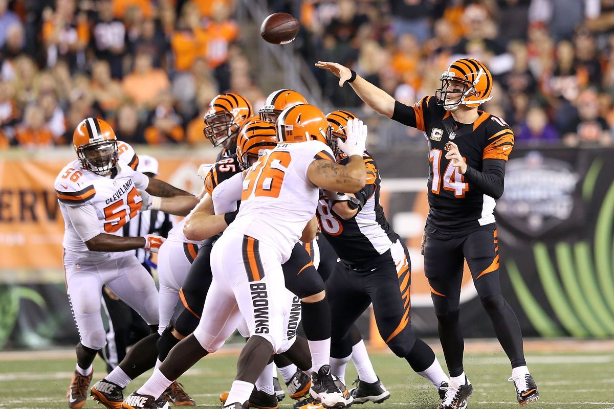 Image result for cleveland v. bengals