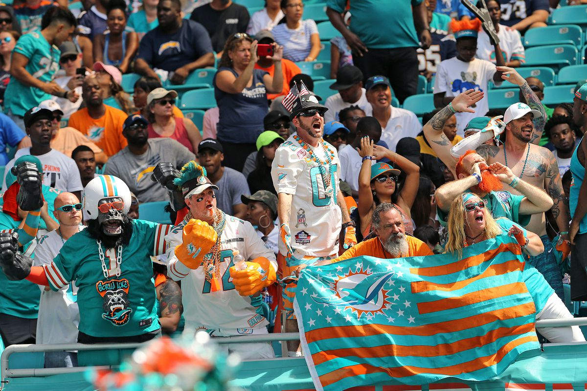 Dolphins fan confidence grows into a majority over bye week