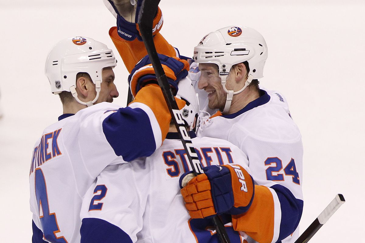 Will the Isles move one of their UFAs?