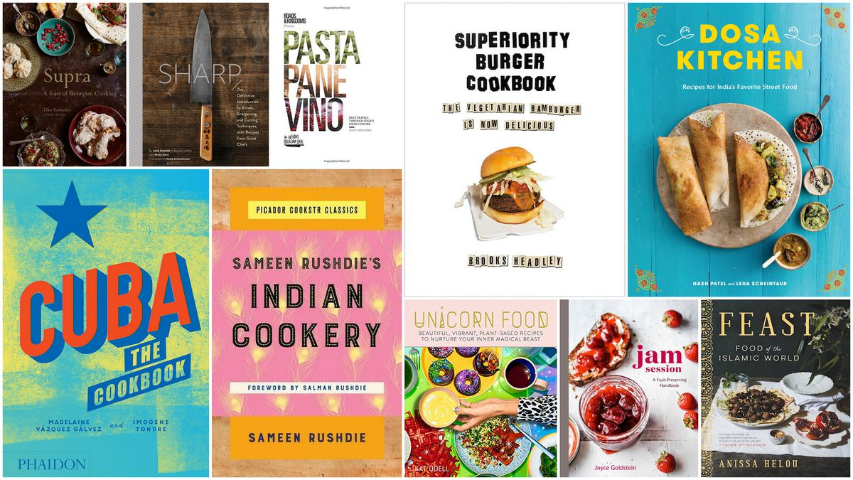 The Best New Cookbooks of Summer 2018 - Eater Planters Veggie Box Restaurant Story on veggie pringles, veggie trees, veggie baskets, veggie animals, veggie plants, veggie garden,