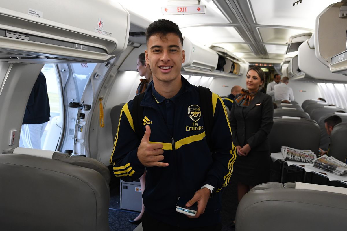 Arsenal Travel to Portugal for Their Europa League Tie