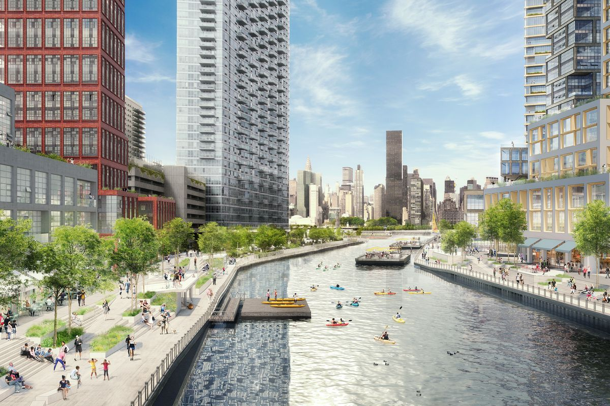 Proposed Long Island City Rezoning Could Create 5 000