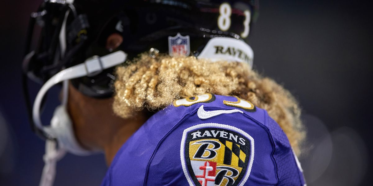 Will the Ravens follow the league trend of designing new jerseys ...