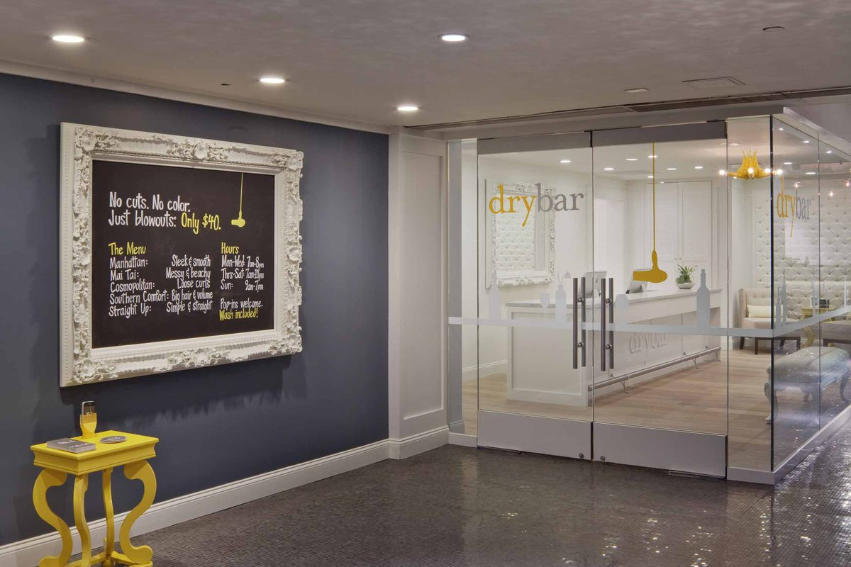 The Drybar At Le Parker Merin Will Have A Dozen Nyc Locations By End Of This Year