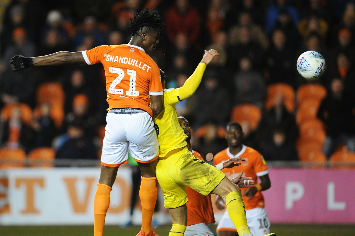 Blackpool v Fleetwood Town - Sky Bet League One
