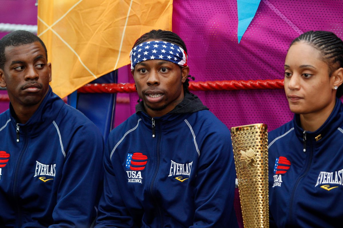 4588405ff London 2012 Olympics  Team USA Boxing Preview and Profiles - Bad ...