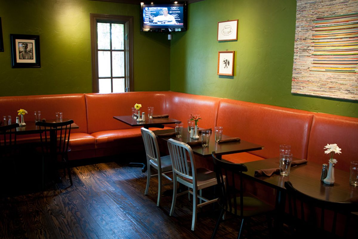 The Common Table in Uptown.