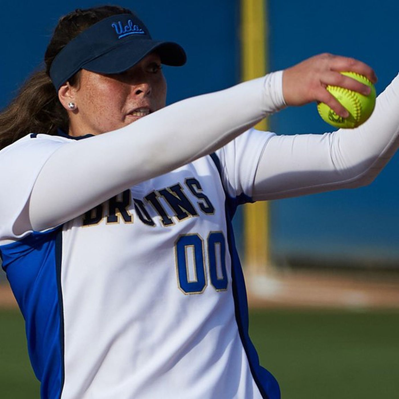 outlet store b5648 18fb3 UCLA Softball Hosts James Madison Dukes in the Los Angeles ...