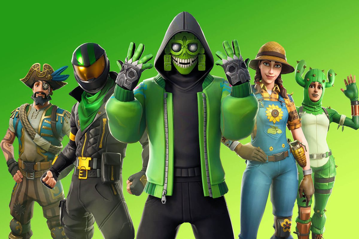 Epic Is Working To Improve Fortnite S Controversial New Matchmaking System Polygon