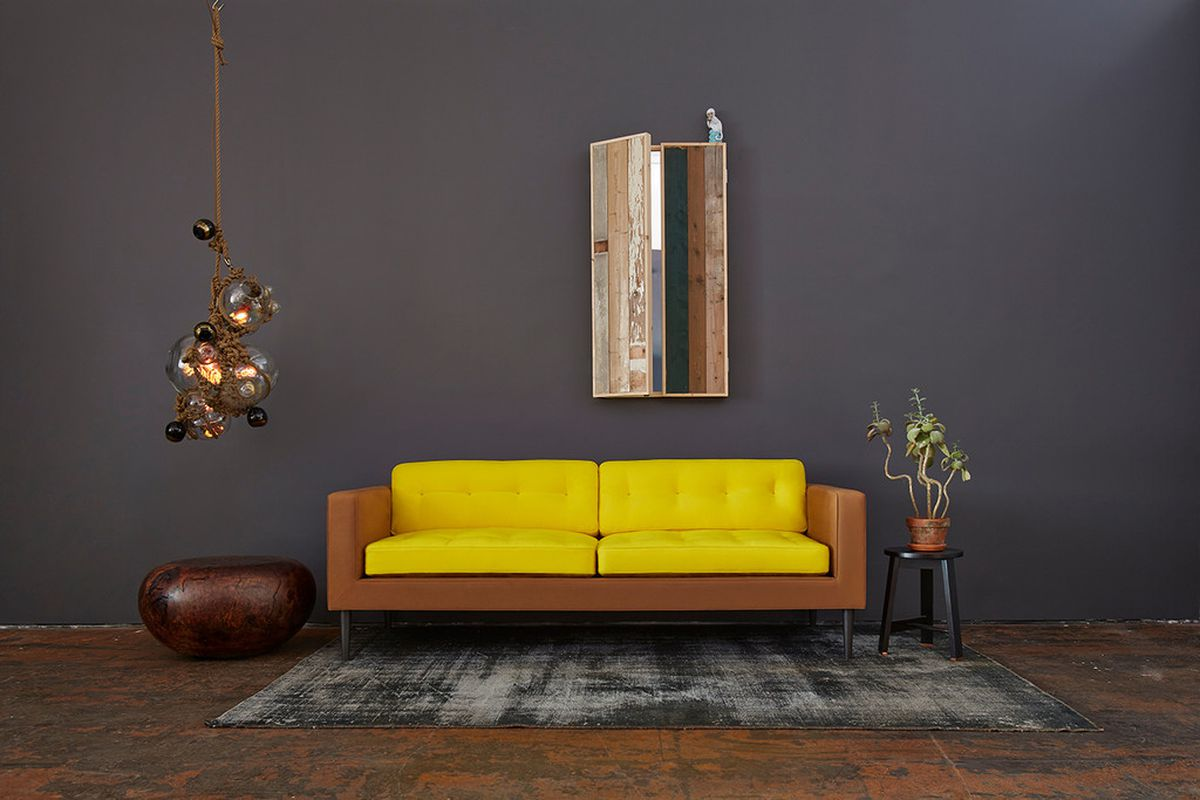 """Images via <a href=""""http://www.lonny.com/Design+Inspiration/articles/KqREP8fc55G/See+Now+Future+Perfect+Debuts+Handcrafted"""">Lonny</a> and <a href=""""http://icff.com/exhibitor/future-perfect"""">ICFF</a>"""