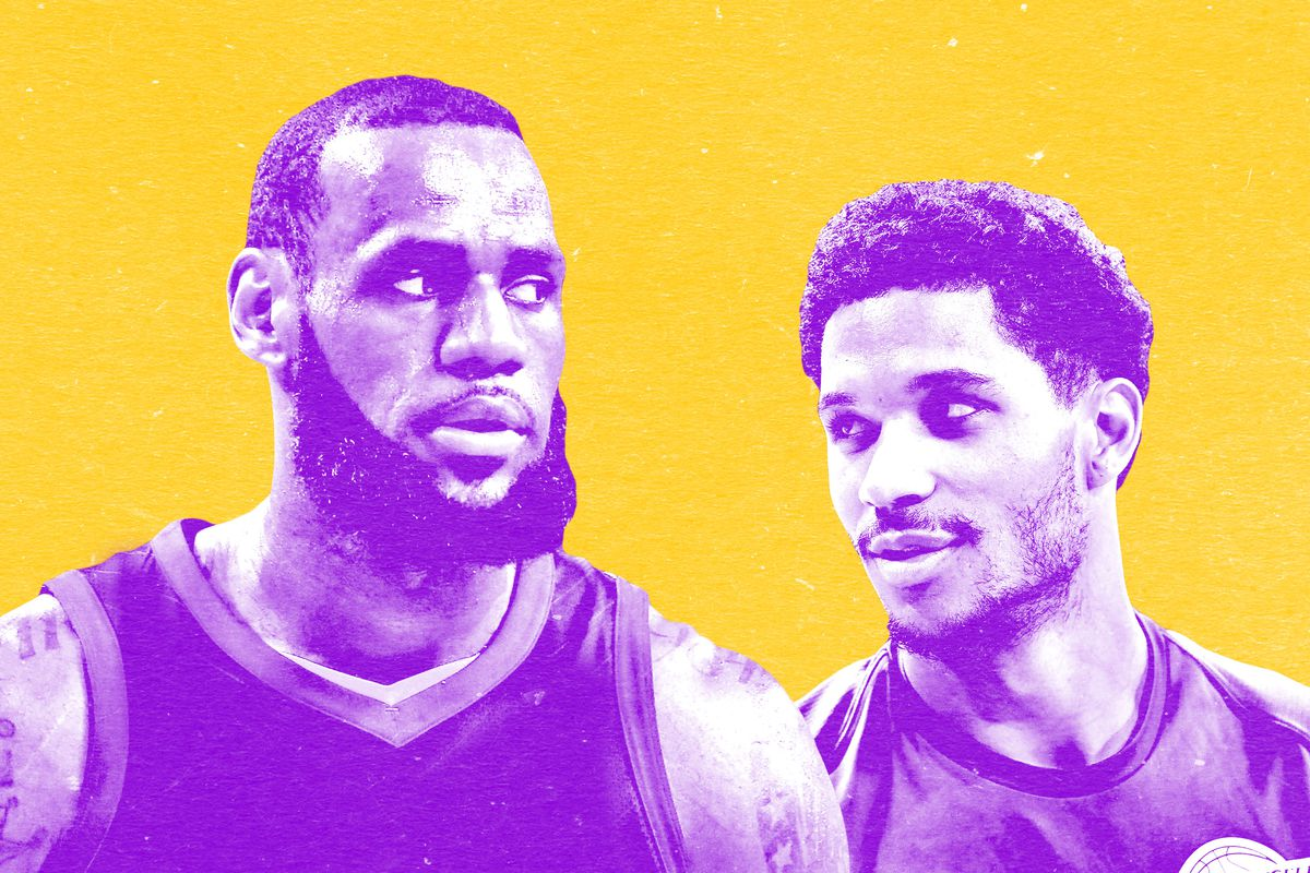be0b2bede3b It Sounds Like the Lakers  Young Roster Is Here to Stay - The Ringer