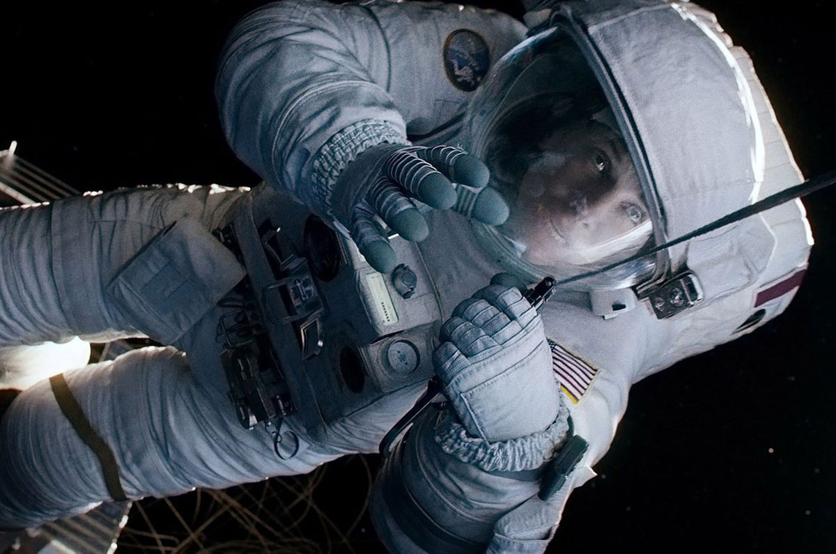 18 Space Suits From Science Fiction Worst To Best The Verge Wiring Diagram For Hardsuits Ground Fault Circuit Breaker Of All Films On This List Gravity Draws Most Real World So It Naturally Takes Its Cues Equipment Characters Also Use A