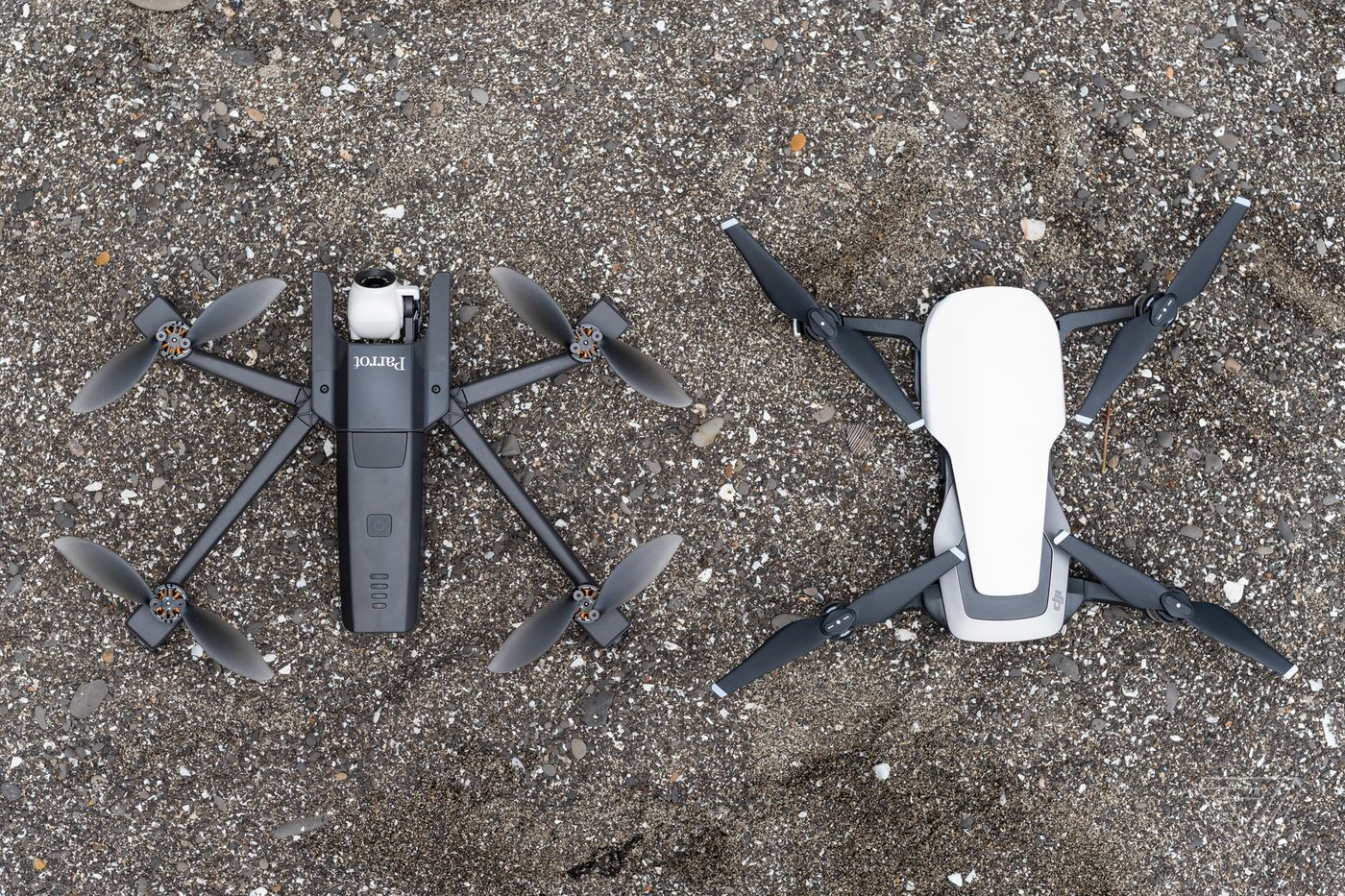 Parrot Anafi drone review: flying high, but falling short - The Verge