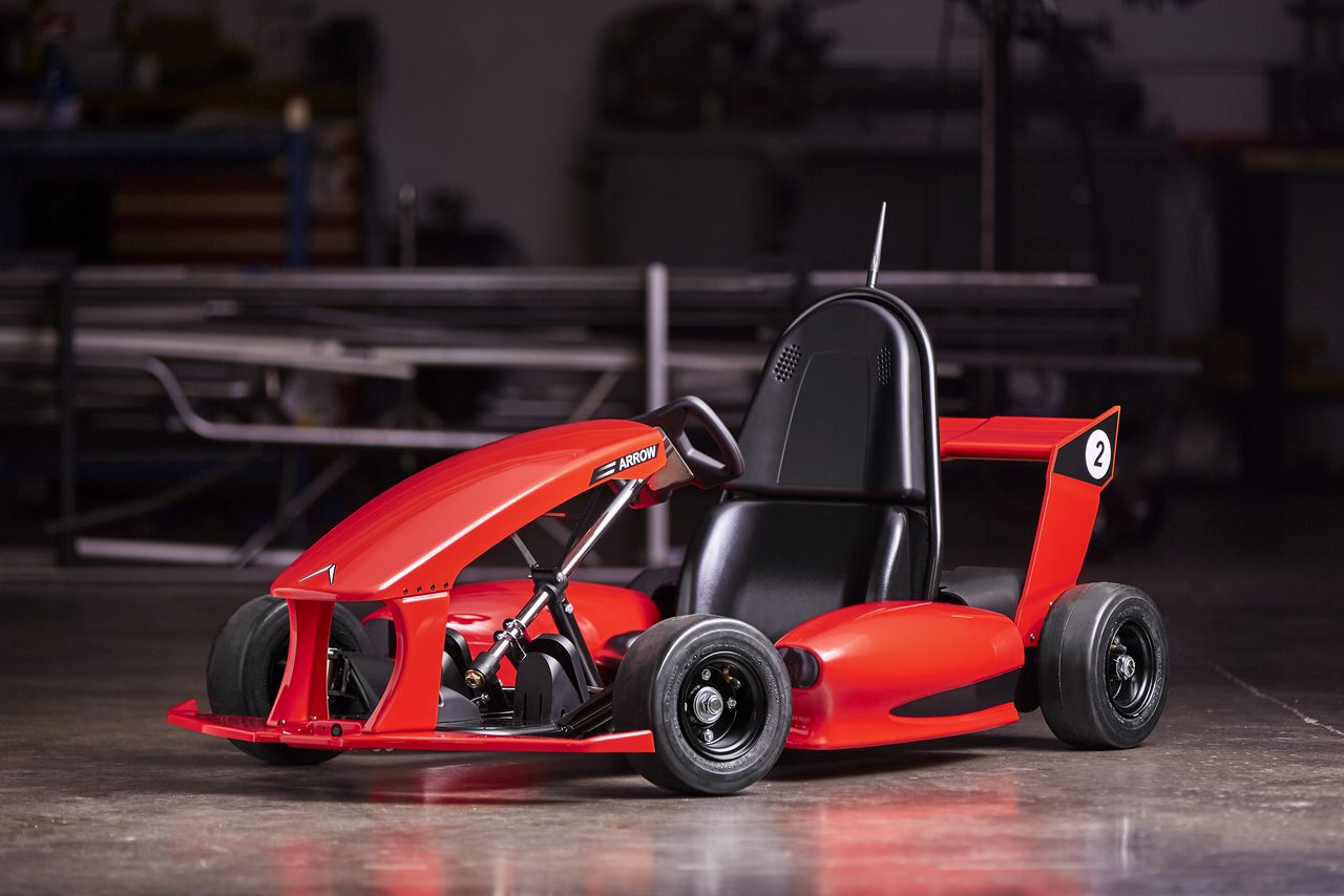 This $599 smart go-kart can literally do donuts around Power ...