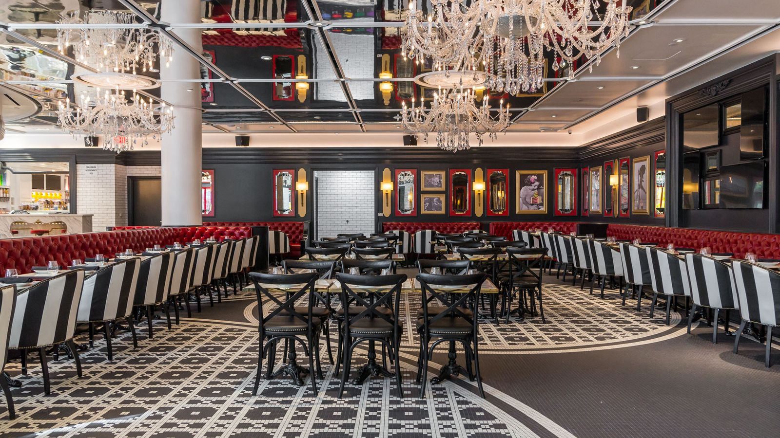 Your First Look Inside Sugar Factory Eater Vegas