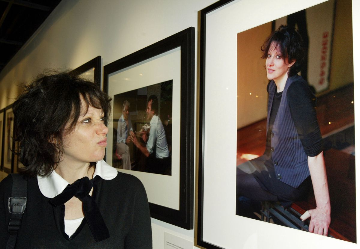 Heckerling at a photography show in Beverly Hills in 2003 (GettyImages)