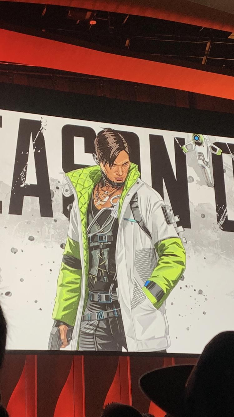 Apex Legends' next character and a new weapon may have