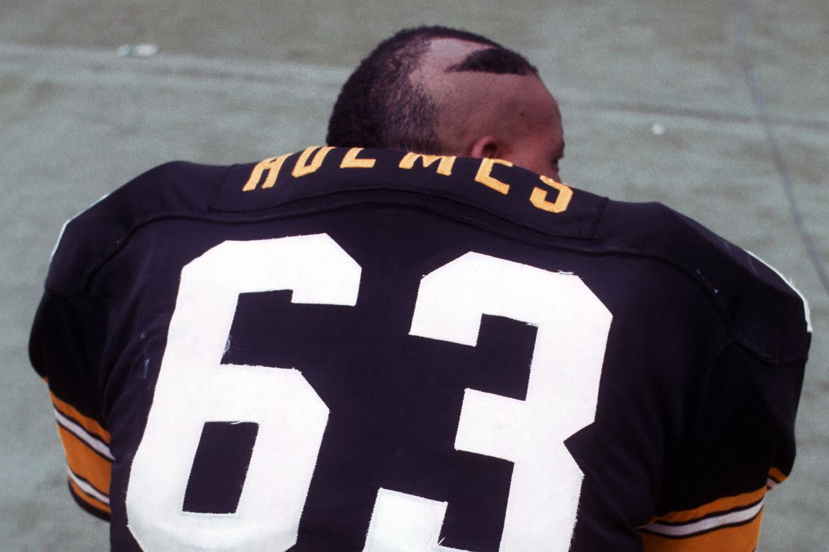 Pittsburgh Steelers Ernie Holmes