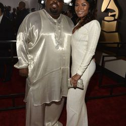 """""""I love you Cee Lo, but that silk caftan was not cool at all. The fabric choice was really the nightmare; that see through silk! I would have sought a designer like Roberto Cavalli to make him a caftan in one of his signature prints with a flowing pant. I"""