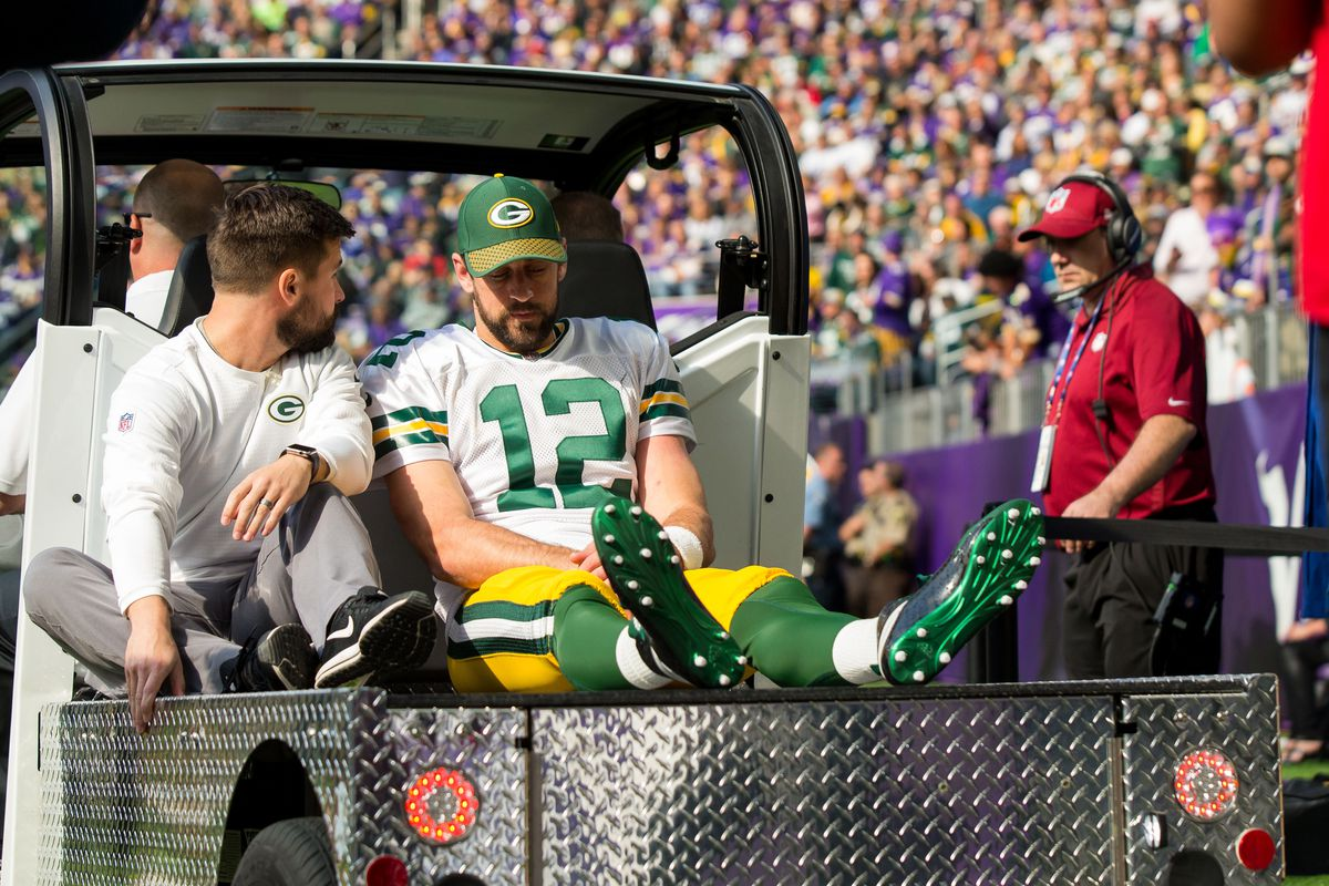 Aaron Rodgers injury What do the Packers do now SBNation