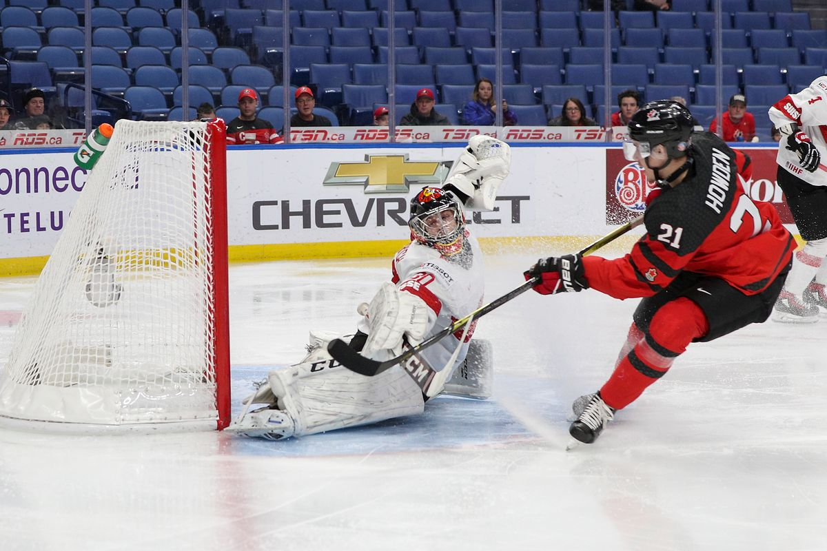 World Juniors 2018 Recap Highlights Swiss Charred By Canada S