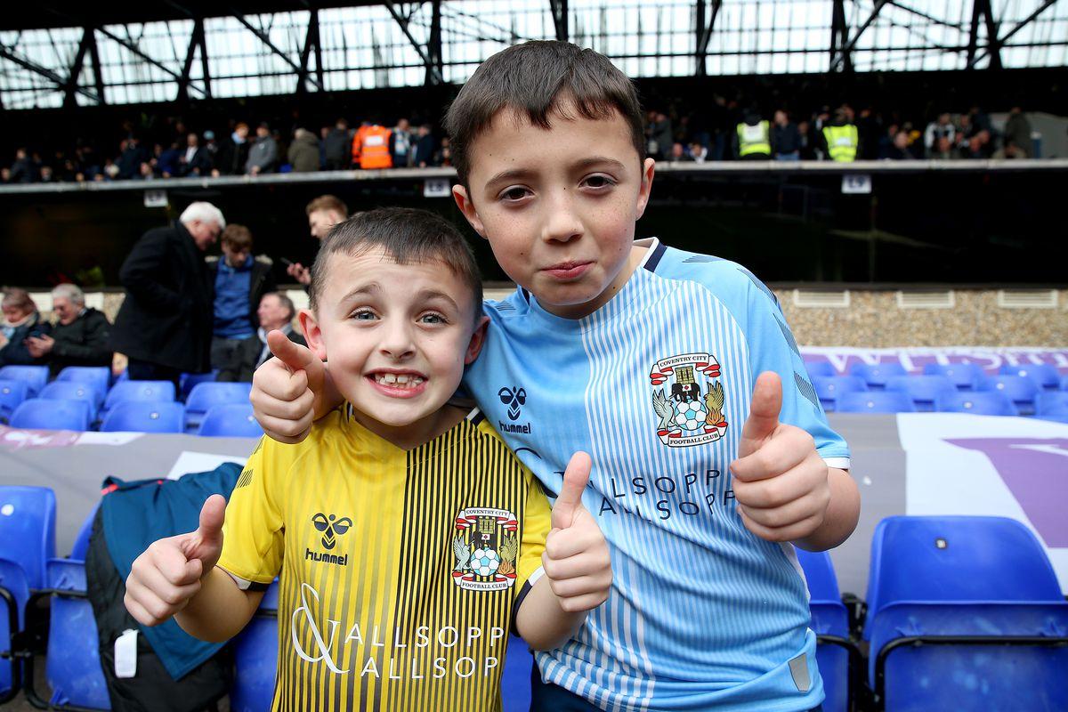 Ipswich Town v Coventry City - Sky Bet Championship - Portman Road