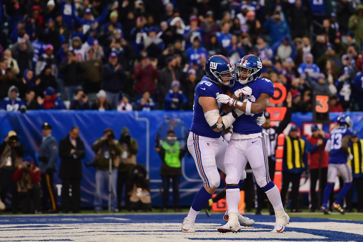 Tampa Bay Buccaneers v New York Giants