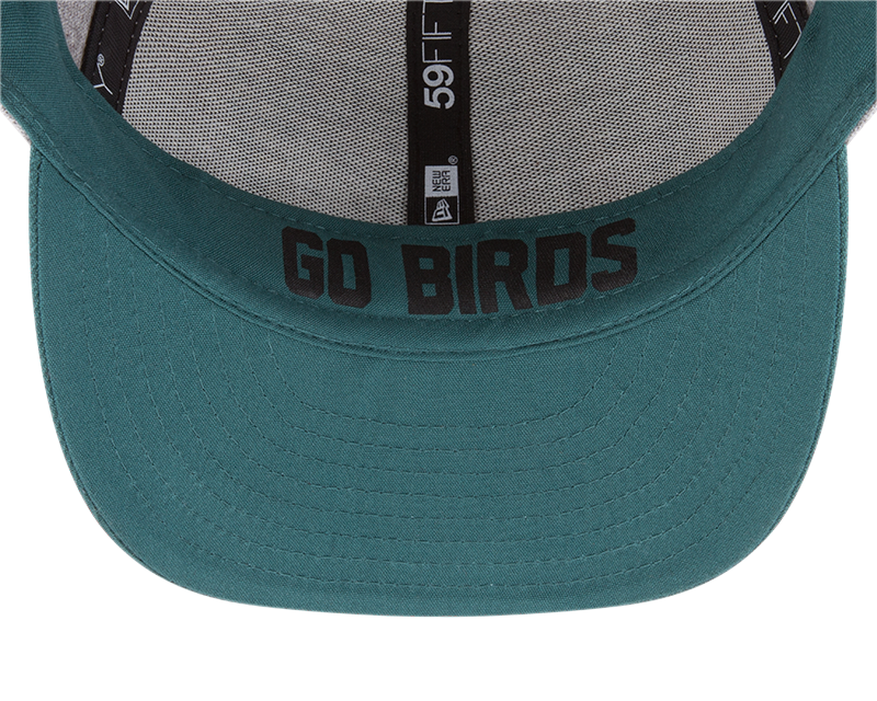 739f0d0bd6f The concept isn t awful. The execution is another story. And it s not just the  Eagles  hat that looks bad. The new NFL Draft ...