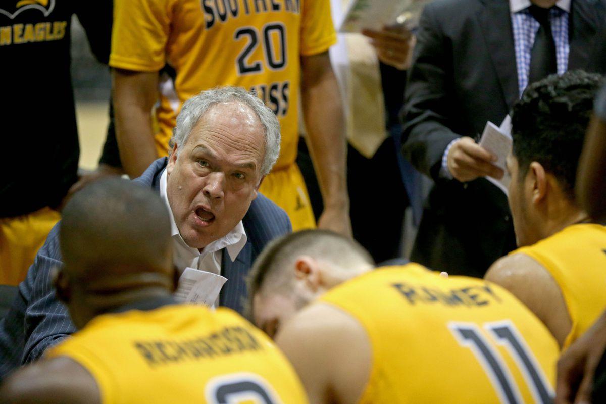 NCAA Basketball: Marshall at Southern Mississippi