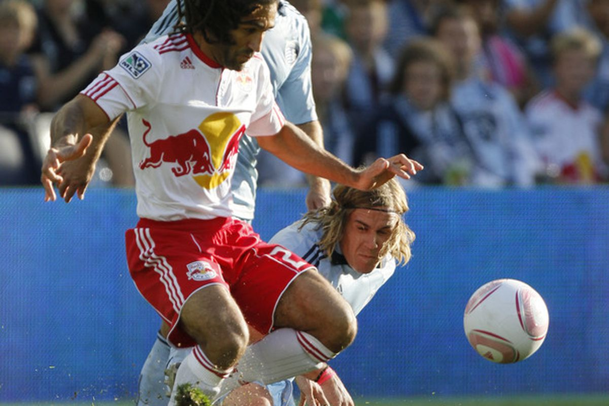 Will Stephane Auvray be in a Red Bulls shirt next season?