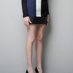 "<a href=""http://www.zara.com/webapp/wcs/stores/servlet/product/us/en/zara-us-W2012-s/329006/1047755/COLOR%20BLOCK%20LEATHER%20MINI%20SKIRT""><strong>Zara</strong> Color Block Leather Mini Skirt</a>, $79.90 at Zara"