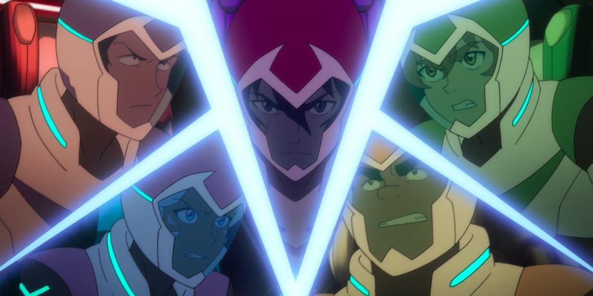 Voltron showrunners talk season 7 finale ending & season 8 - Polygon